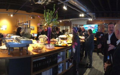 SA+A Architects Fat Tuesday Open House a Success