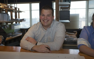 SA+A Congratulates Scott Reynolds, AIA Licensed Architect