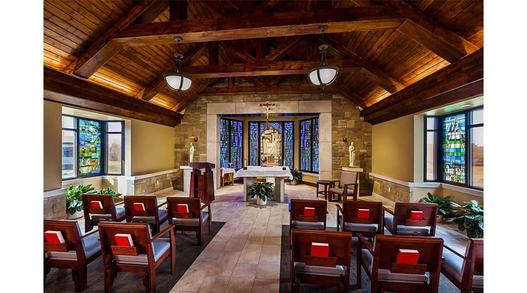 Guest House Men's Chapel
