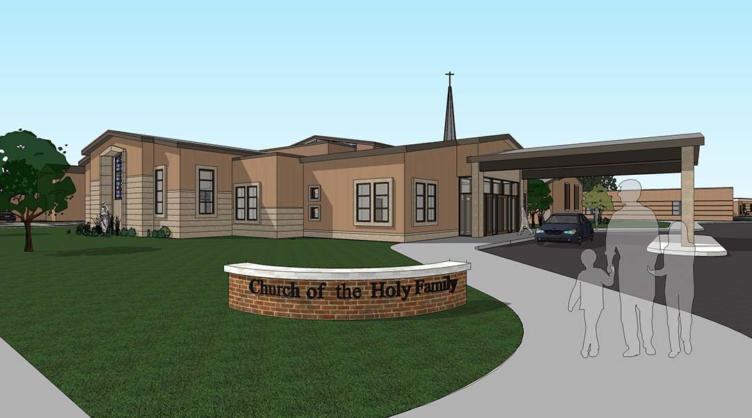 Church of the Holy Family – Grand Blanc