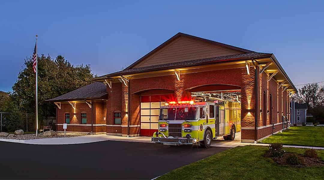 Orion Township Fire Department Station No. 1