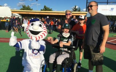 Proud sponsor of making this dream a reality! – Miracle League Field in Oakland County