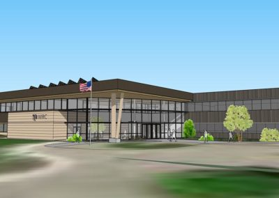 Oakland County Water Resources Commissioner Office Addition and Renovation